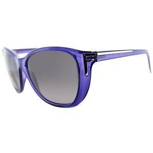 Fendi FS5219 women's acetate cat-eye F sunglasses
